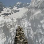 12 feet Snow, Hemkund Sahib and Valley of flowers